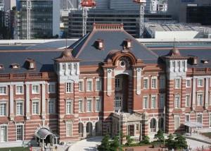 東京駅はひとつの街