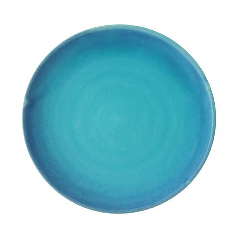 美濃焼 小皿 トルコ釉