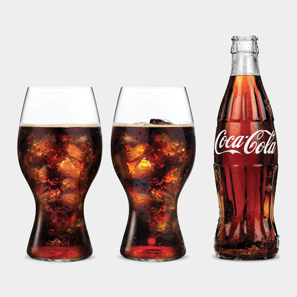MoMA コカ・コーラ グラス