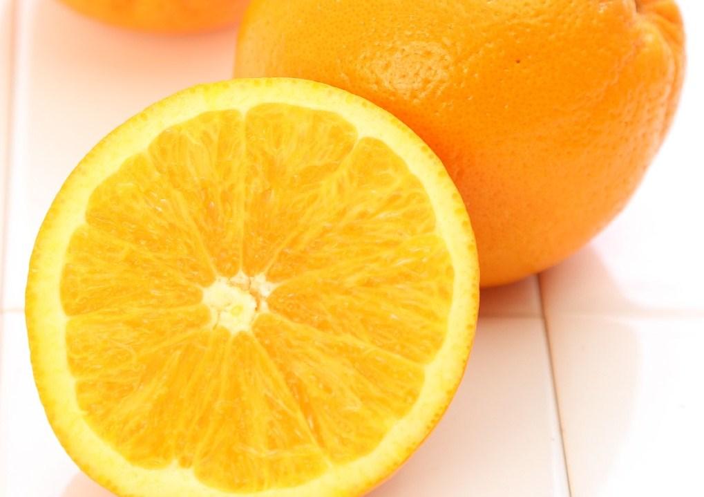 誕生花(オレンジ1)
