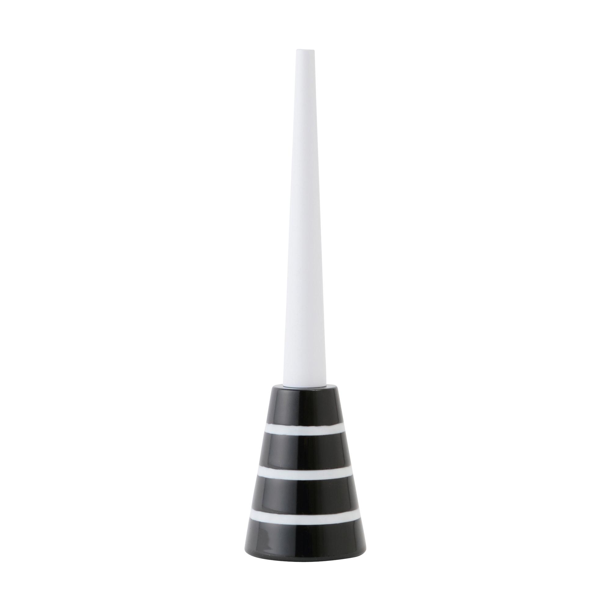 ネオ デスクペン ホワイト×ブラック