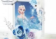 【イイハナ・ドットコム】ディズニープリザーブドフラワー「QUEEN of ICE and SNOW」の詳細へ
