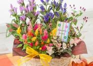 【イイハナ・ドットコム】9月の誕生花『リンドウ』のフラワーギフトの詳細へ