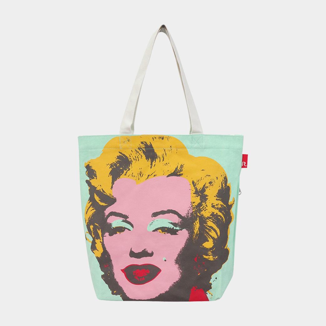 MoMA ウォーホール:マリリン バッグ