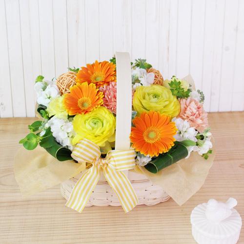 アレンジメント「Cheerful Flower」