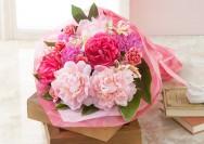 【イイハナ・ドットコム】4月の誕生花『芍薬(シャクヤク)』のフラワーギフトの詳細へ