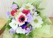 【イイハナ・ドットコム】4月の誕生花『アネモネ』のフラワーギフトの詳細へ
